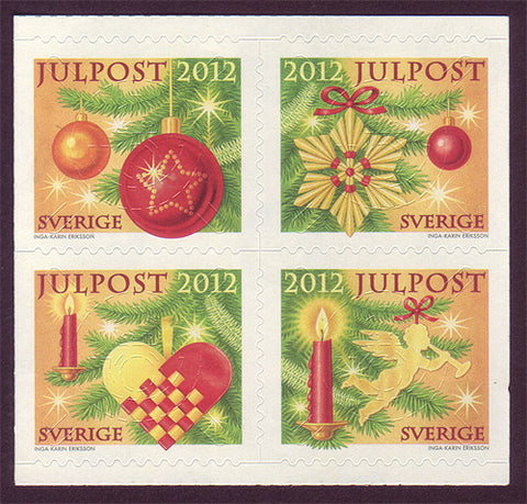 SW2698 Sweden       Scott # 2698 MNH            Christmas 2012