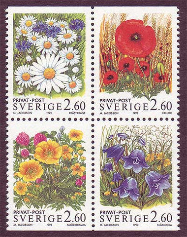 SW2013-161 Sweden Scott # 2013-16 MNH