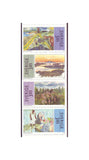 SW2180a Sweden booklet MNH,  Art - Summer Scenes 1996
