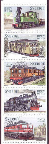 SW2525 Sweden Scott # 2525 MNH, Swedish Railroads - 150th Anniversary 2006