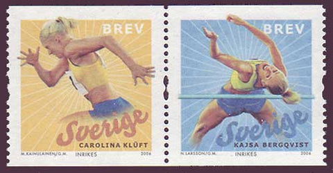 SW25331 Sweden Scott # 2533 MNH, Track and Field 2006