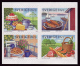 SW25911 Sweden Scott # 2590-91 MNH,  Summer Tables 2008