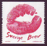 SW2604e Sweden      # 2603-04 MNH,     Greetings 2009