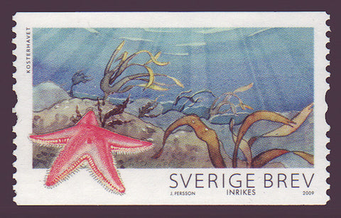 SW2618 Sweden  # 2618 MNH, Flora and Fauna 2009