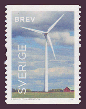 SW26571 Sweden       # 2657 MNH,             Renewable Energy 2011