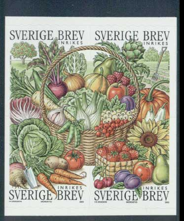 SWnew011 Sweden Scott # 2468 MNH