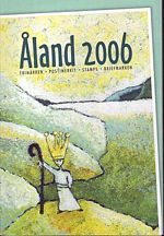 Aland Year Set cover showing modern artwork, boy with crown and staff.