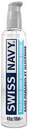 Swiss Navy® Paraben & Glycerin Free Personal Lubricant