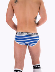 Barcode Berlin Brief Gary-Home - Blue-White-Black