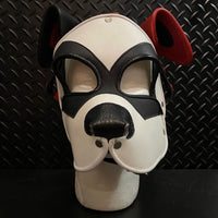 P&C CREATIONS PUP HOOD-SUPER HERO MULTI