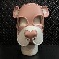 P&C CREATIONS PUP HOOD-CARE BEAR PINK