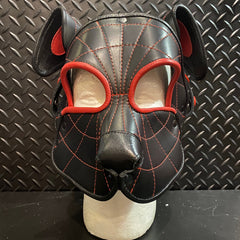 P&C CREATIONS PUP HOOD-SUPERHERO MULTI SPIDER-MAN M.M