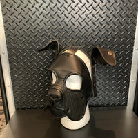 P&C CREATIONS PUP HOOD-DOG BREEDS MULTI BLACK
