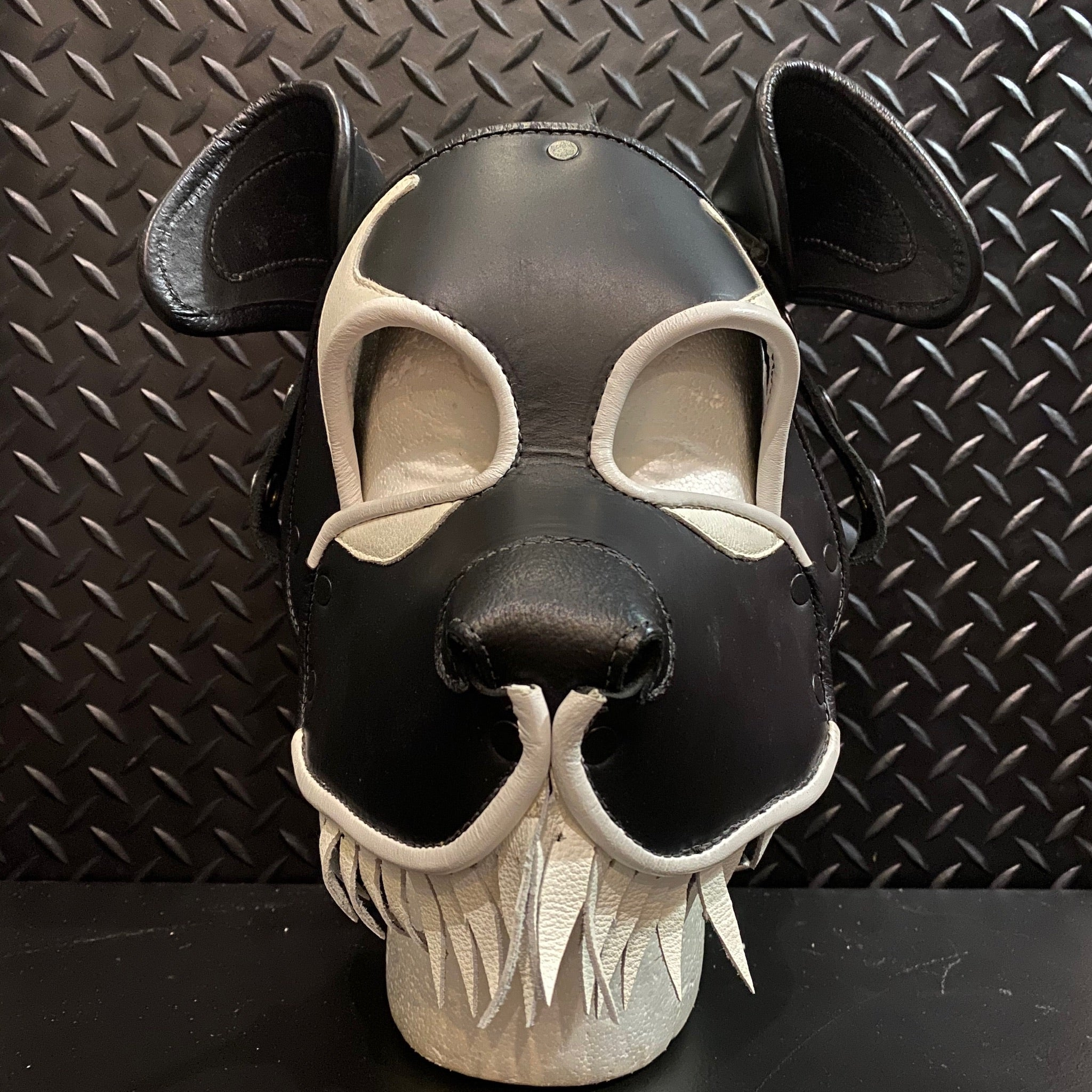 P&C CREATIONS PUP HOOD-VENOM
