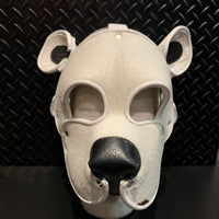 P&C CREATIONS PUP HOOD-POLAR BEAR