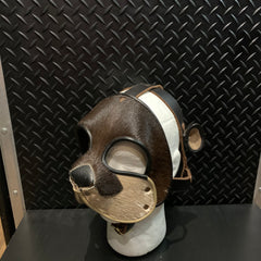 P&C CREATIONS PUP HOOD-BEAVER