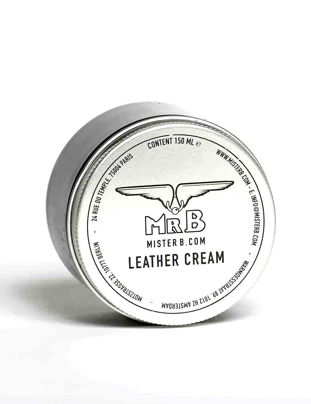 Mr B Leather Conditioning Cream 150ML Available in Canada