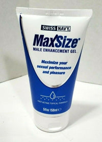 Swiss Navy® Max Size Cream