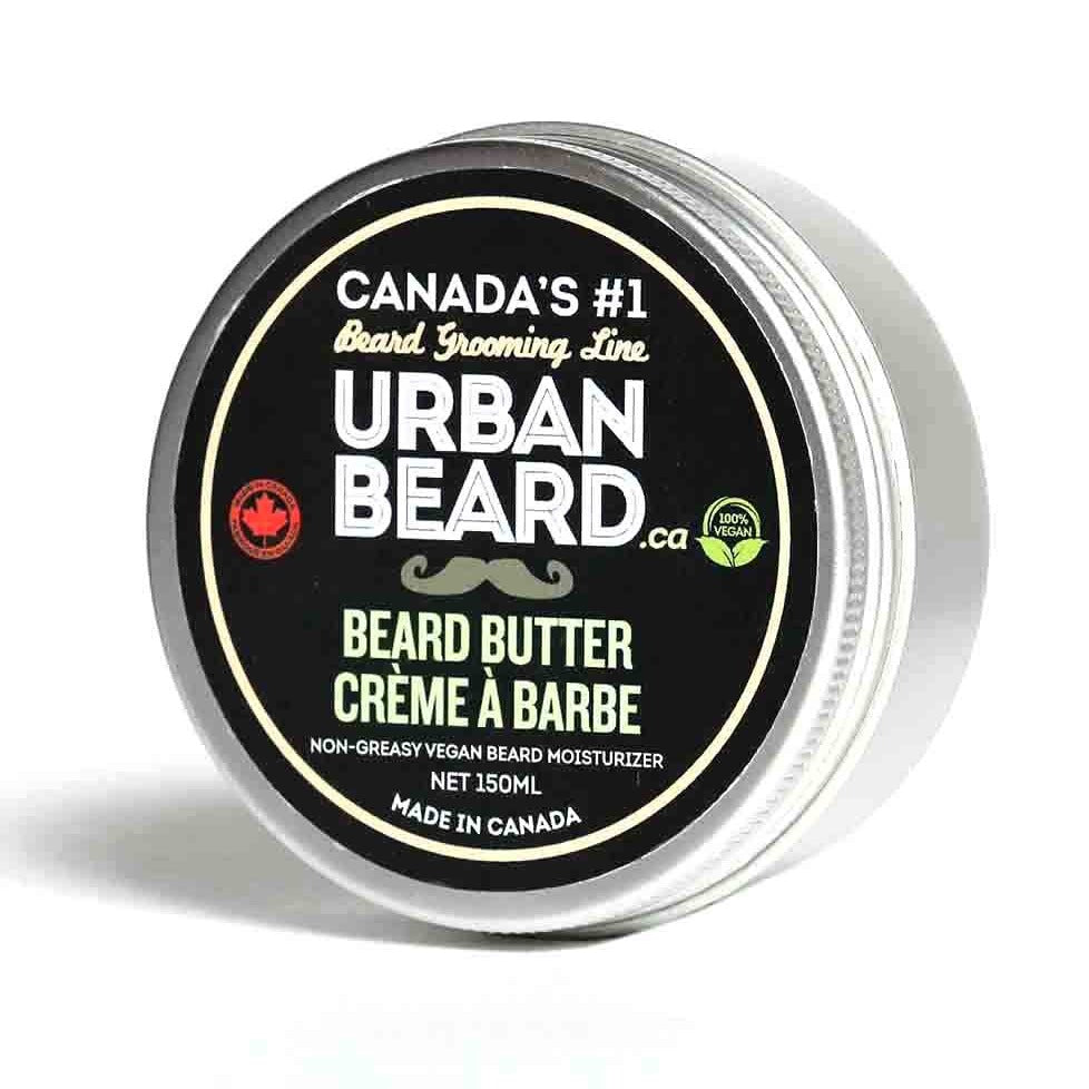 Urban Beard Beard butter for unruly beards