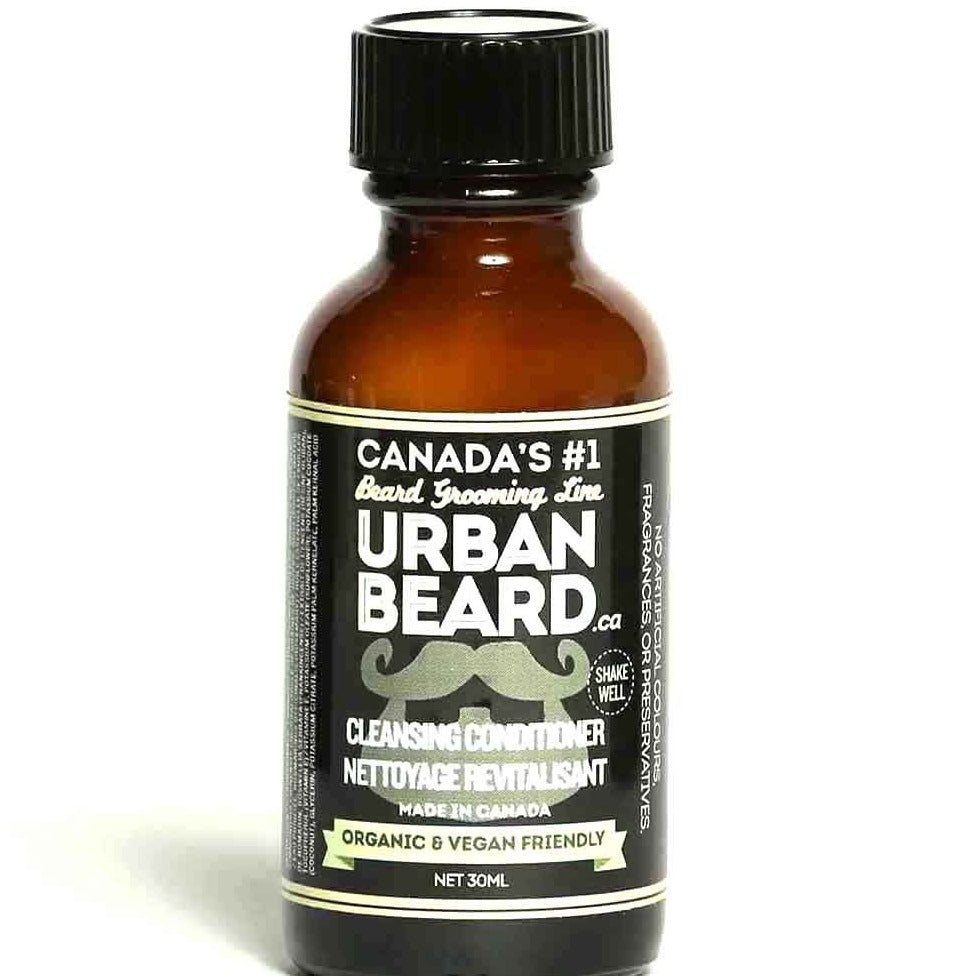 Urban Beard Cleansing Conditioner antibacterial anti itch formula