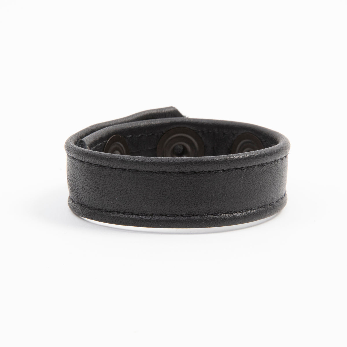 P&C Creations Leather C-Ring Wristbands Various Options
