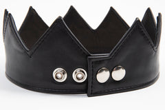 P&C Creations Leather Crown Various Options