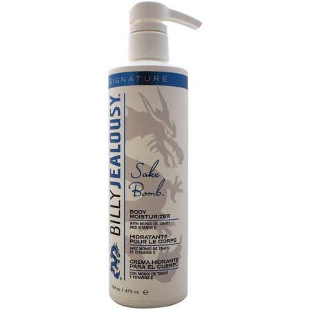 Billy Jealousy - Sake Bomb - Body Moisturizer