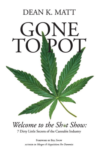 GONE TO POT BOOK