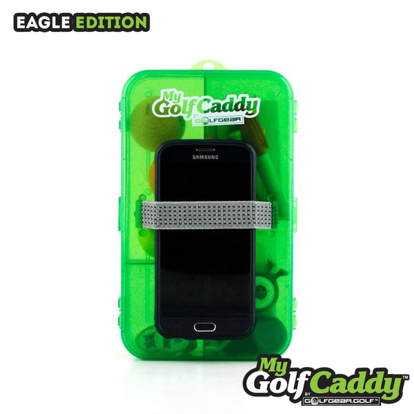 EAGLE EDITION - Fully Stuffed:  MyGolfCaddy™ | GolfGear™