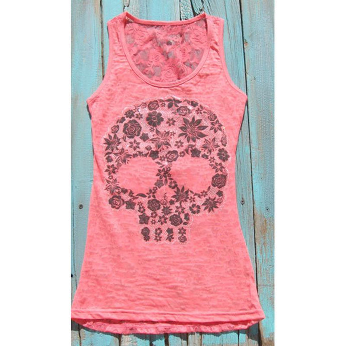 Punk Rock Skull - Stitch & Seam