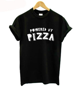 Powered by Pizza - Stitch & Seam