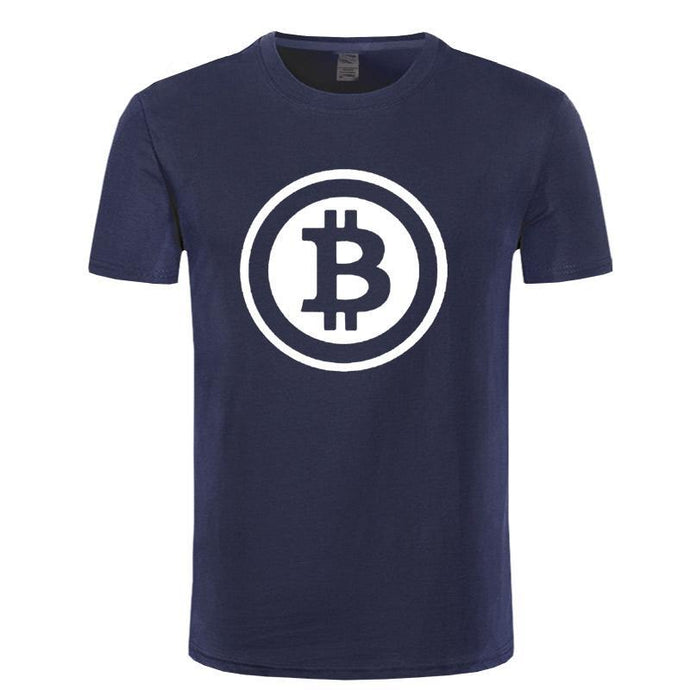 Bitcoin Currency shirt - Stitch & Seam