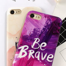 Be Brave - Stitch & Seam