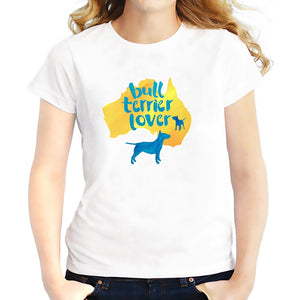 Bull Terrier Lover - Stitch & Seam
