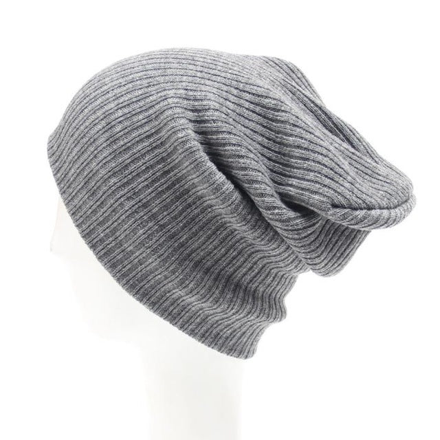 Men's Beanie Knit Cap - Stitch & Seam