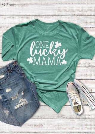 One Lucky Mama - Stitch & Seam