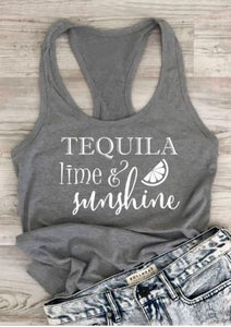 Tequila Lime & Sunshine