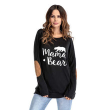 Mama Bear Long Sweater Tee