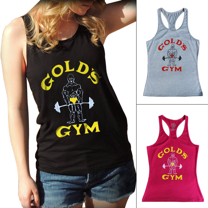 Gold's Gym - Stitch & Seam