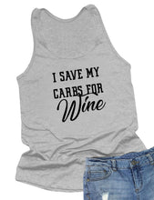 Save My Carbs For Wine