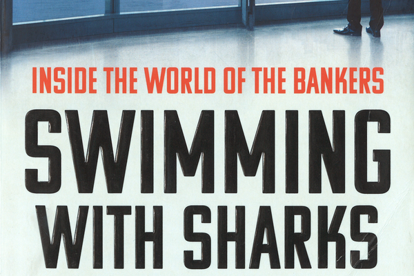 Swimming with Sharks, Part Nine: A Near Miss