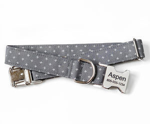"""Positivity"" Dog Collar"