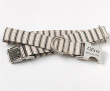 """Stripes"" Dog Collar"