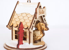 Dachshund Dog Cottage