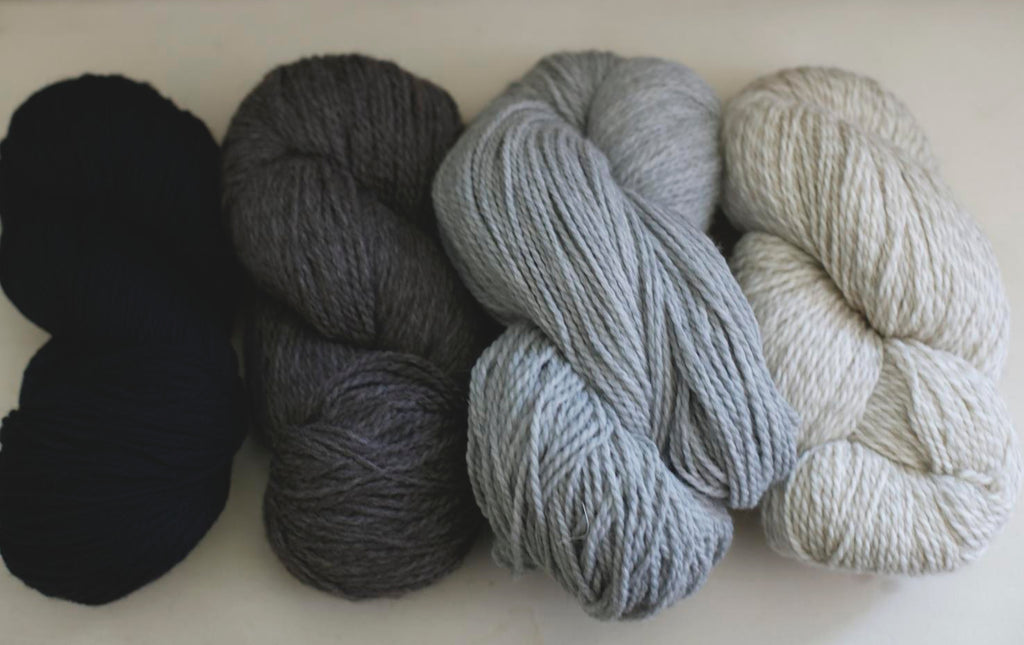 Cascade Eco and Eco Plus Wool