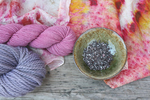 Cochineal Natural Dye, natural source of red, pink, and magenta