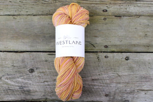 Thicket Canadian Raised Wool Yarn in Grapefruit Sorbet