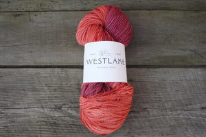 Woodland in Midsummer Ruby and Royal Purple