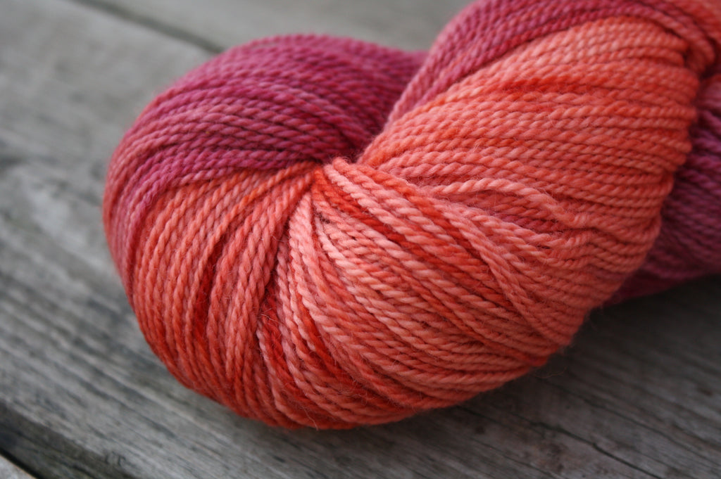 Midsummer/ Woodland Merino Wool, Fingering