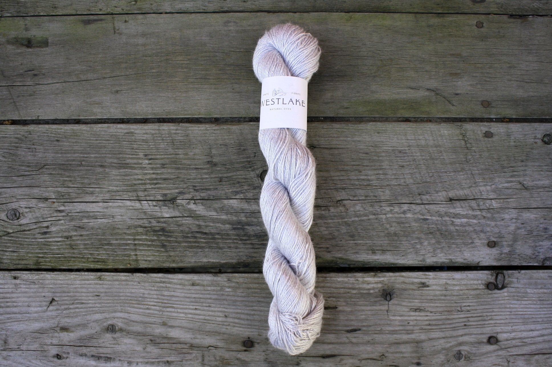 Grove Vegan Bamboo Yarn in Ash